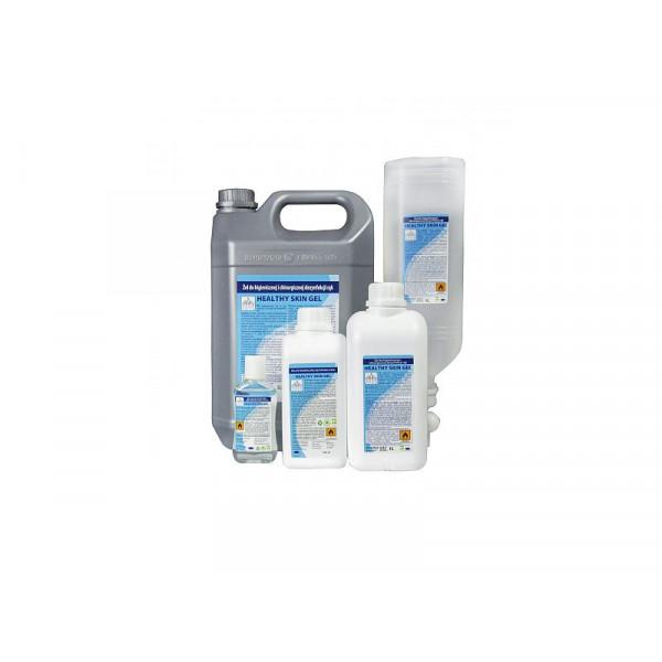 Dezinfekcijas līdzeklis Healthly Skin Gel ar pumpīti rokām