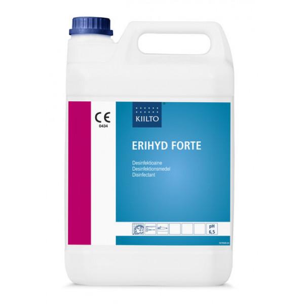 Erihyd Forte 5 l dezinfekcijas un sterilizācijas līdzeklis