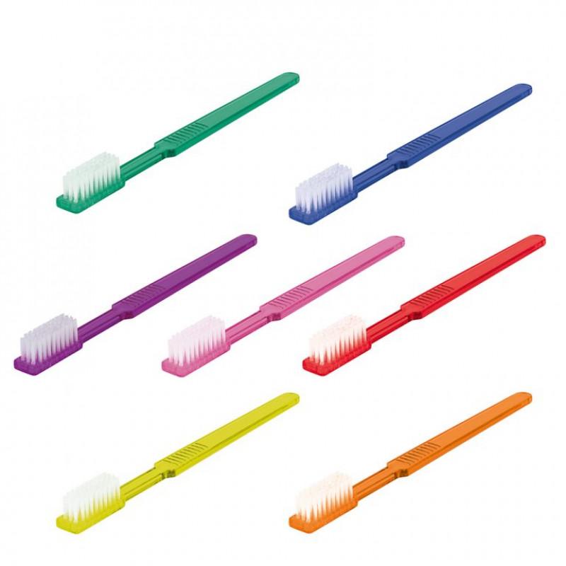 Zobubirste plastmasas vienreizlietojamās
